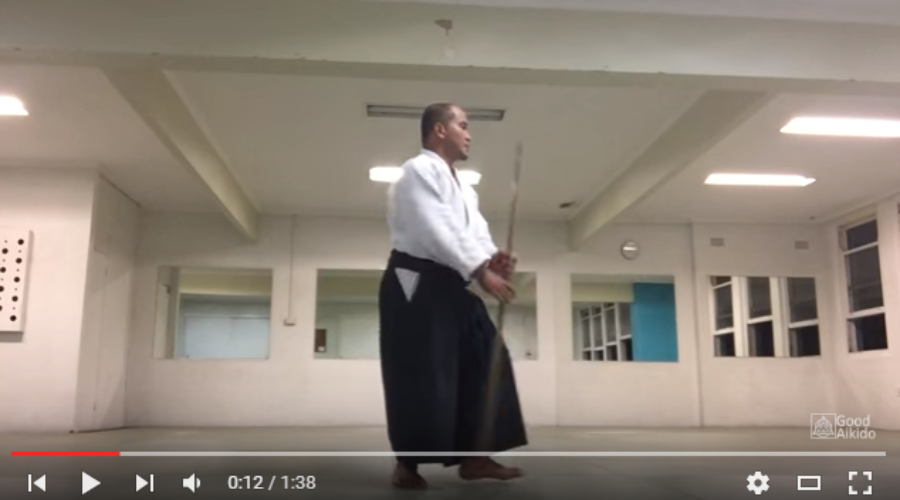 Good Aikido, Aikido journal, North Sydney Aikido, 13 Jo no kata